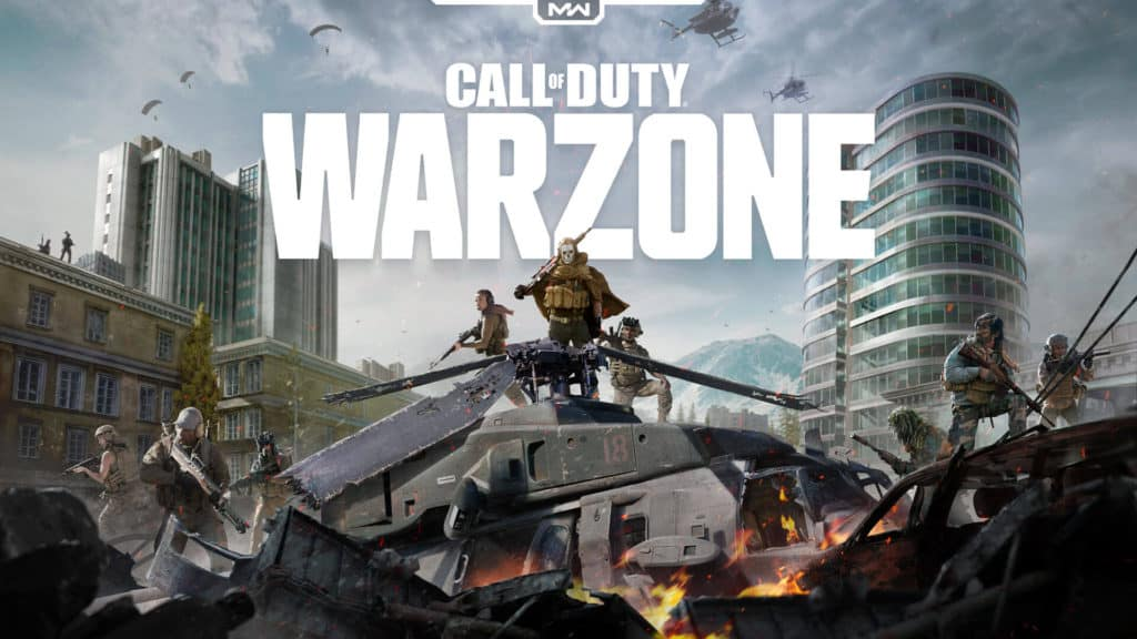 Call Of Duty Warzone - Banner