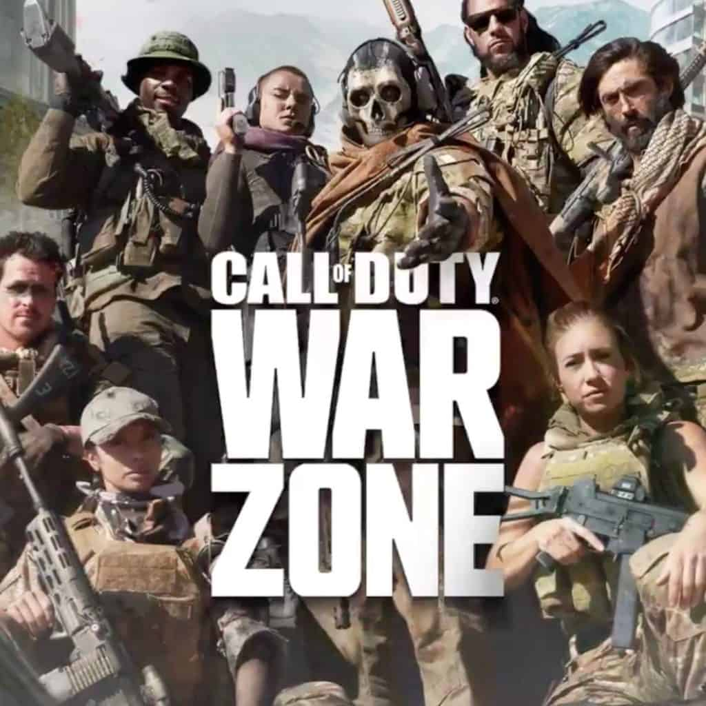 Call Of Duty Warzone - Icon