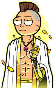 The One True Morty - Pocket Mortys