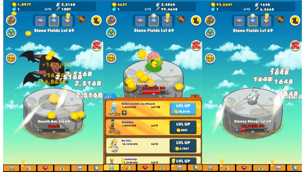 Clicker Heroes overview
